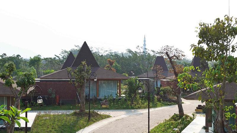 Selangor Maritime Gateway - Cultural Village & Retreat Resort