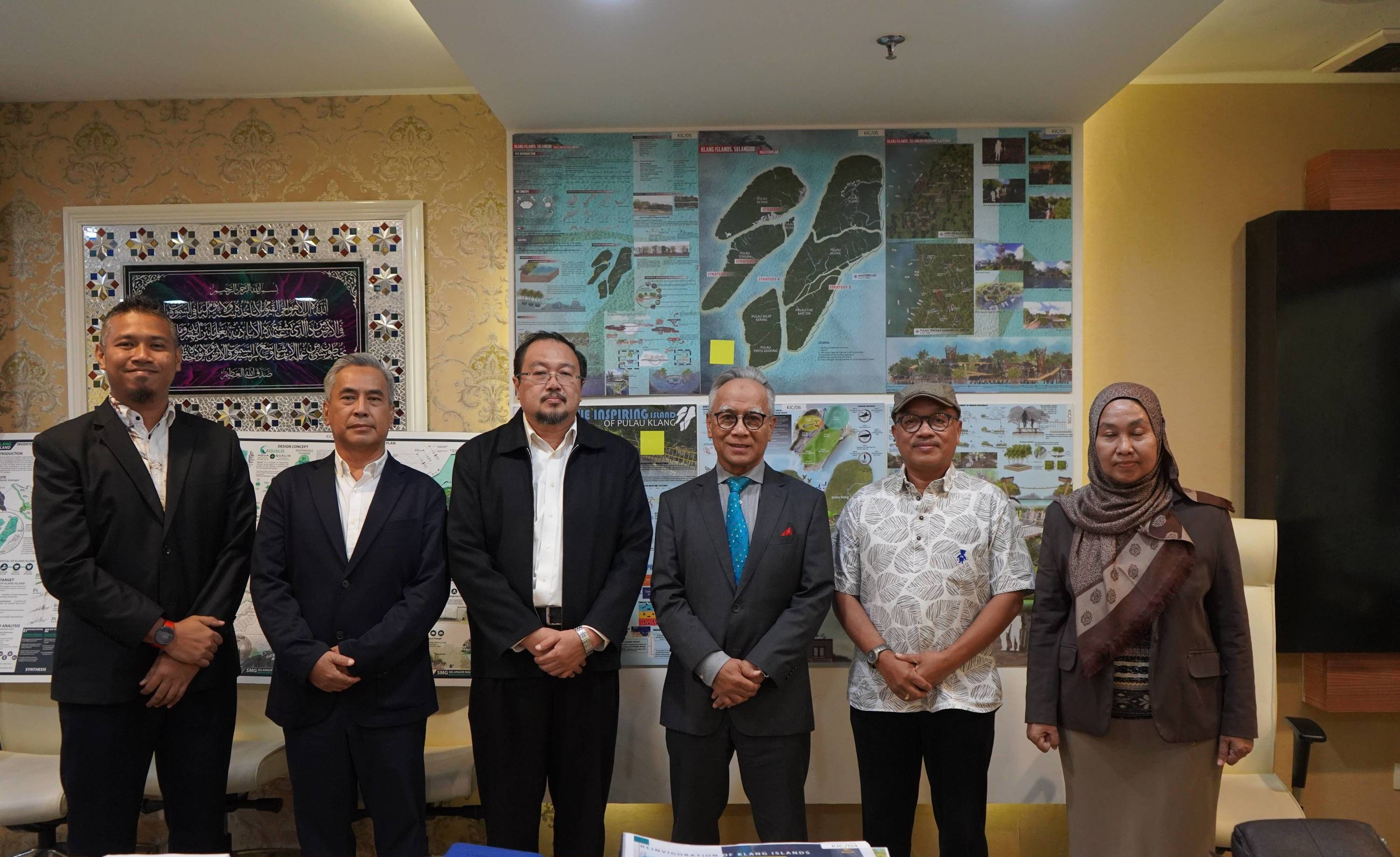 Juror Assessment Of Klang Island Reinvigoration Conceptual Design Competition