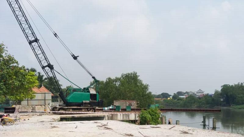 Selangor Maritime Gateway - Pangkalan Batu Urban Park