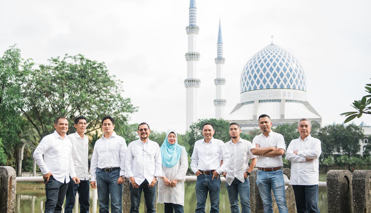 landasan lumayan management team