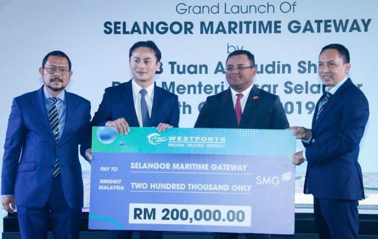 Selangor Maritime Gateway