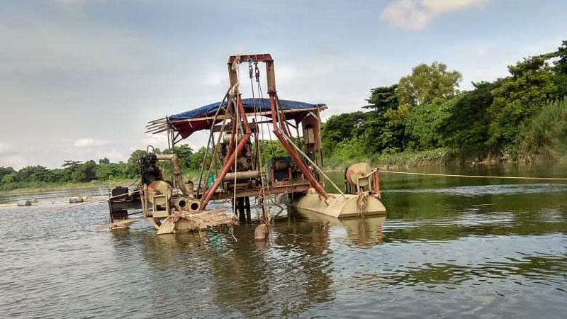 Selangor Maritime Gateway - River Patrolling Unit
