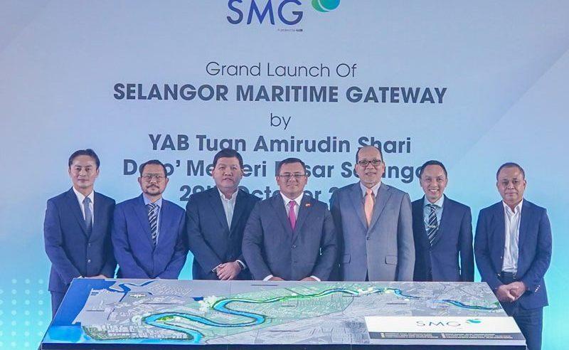 SMG Grand Launching