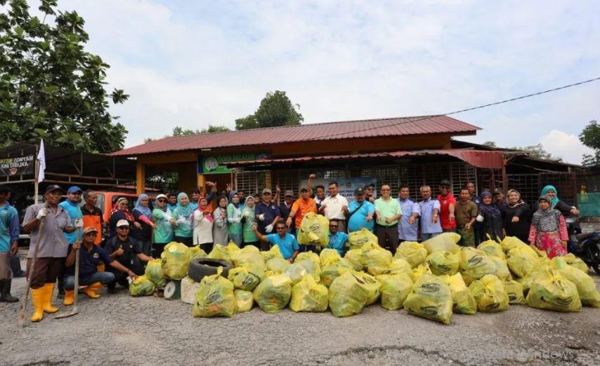 Bringing Communities Together For A Cleaner Klang River