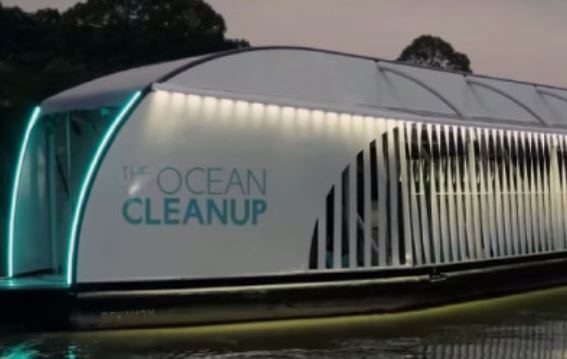 Meet The Interceptor: Giant 'vacuum' Cleaning Up Malaysia's Severely Polluted Klang River