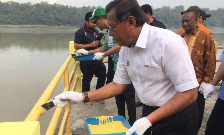 Perangsang Selangor Peruntuk RM25,000 Indahkan Jeti Nelayan