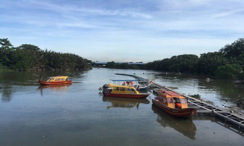 Lawatan UPEN Bersama Agensi Kerajaan Negeri Selangor Ke Tapak Selangor Maritime Gateway