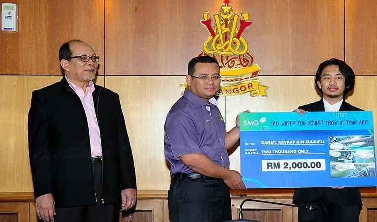 Projek SMG Disifatkan Berjaya Tingkatkan Kualiti Air Di Sungai Klang