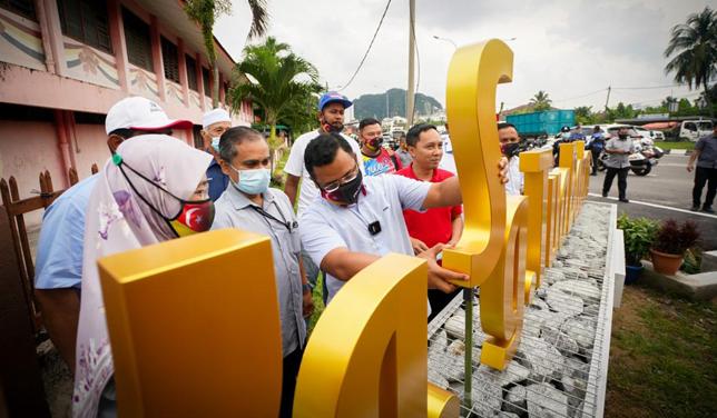 Program Jelajah YAB Dato' Menteri Besar Selangor Ke Kampung Sungai Tua
