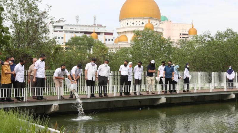Rehabilitation Of Sungai Klang Improves Water Quality Index