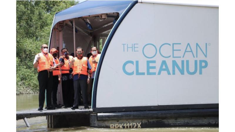 Mesin Kutip Sampah Sumbangan Coldplay Mula Operasi Oktober